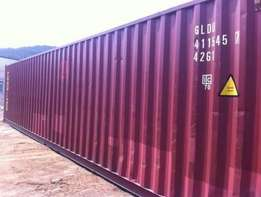 Storage container 20ft for warehouse