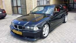 Bmw e36 convertible 328i manual