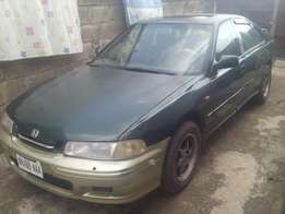 Honda Accord Bullet with Sound Engine