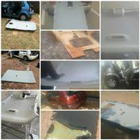 Car roofs linning repairs