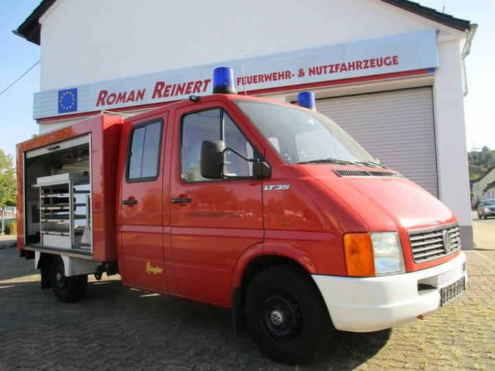 Volkswagen LT 35 Feuerwehr TSF Doppelkabine DOKA - 1997