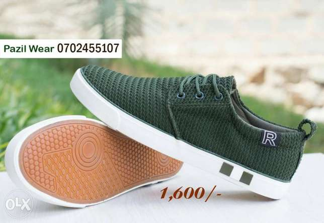 High quality rubbers and canvas sneakers Nairobi CBD - image 5