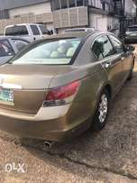 Very clean Honda accord( evil spirit) available for sales