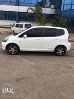 Quick sale clean Honda Fit ,serviced and Maintained by company