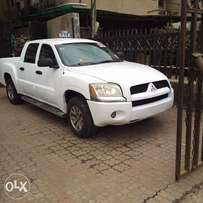 Mitsubishi Raider Pickup Truck 2008 Model For Sale