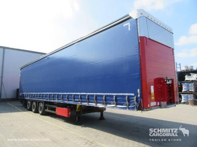 Schmitz Cargobull Curtainsider Coil Getränke - 2019