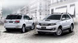 Fortuner Replacement Body Parts