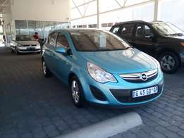 2013 Opel corsa for sale