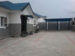 Brand new 4 bedroom fully detached bungalow with 1 bedroom guest house