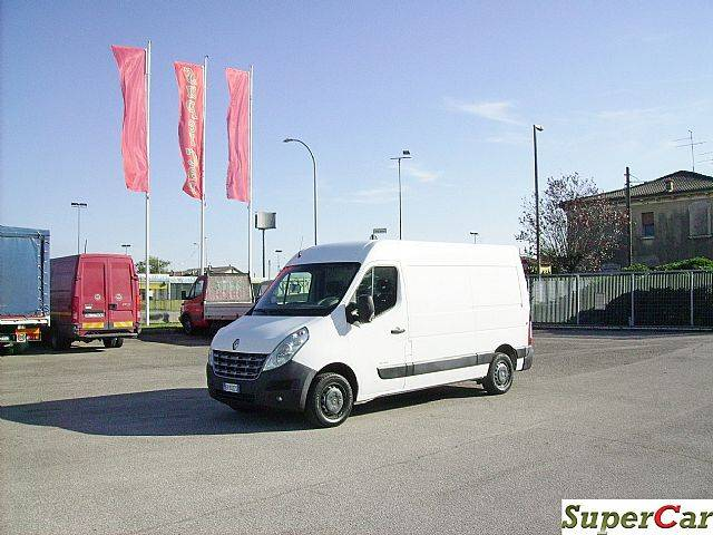 Renault MASTER T35 2.3 dCi - 2011