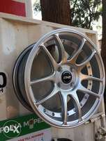 Brand new 15inch rims in complete set