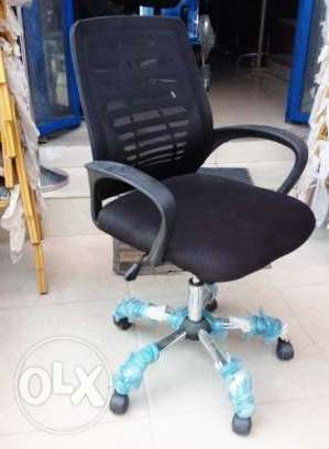 Brand new Mesh Office Swivel Chair (4562) Ikeja - image 1