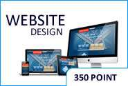 Get A Powerful Website Design at affordable price