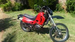 WONJAN off road Motorcycle