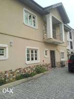 Nice 4bedroom for rent at Unity Estate Badore Ajah Lagos
