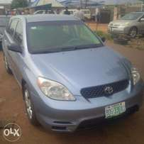 Nigerian Used Toyota Matrix, 2004, Very OK