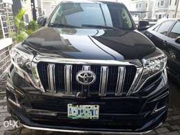 Registered TXL Landcruiser Prado 2010 upgraded to 2016