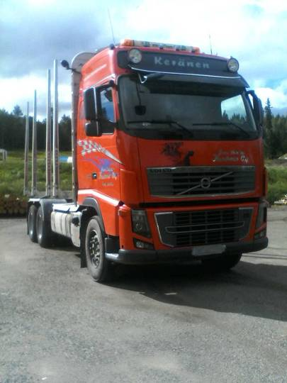 Volvo Fh16 610 - 2012