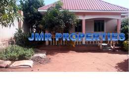 Immaculate 3 bedroom 2 baths home for sale in Seeta town at 80m