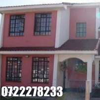 Atteeention! 4 be double Storey house for sale in ruiru