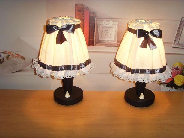 Efektowne Lampy Stołowe Nowe Salon Sypialnia Pokój