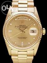 Rolex presidential watch (deliveries)