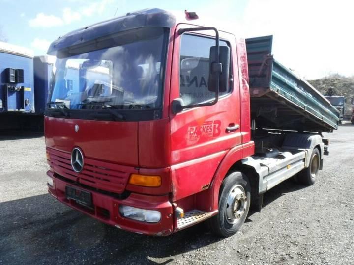 Mercedes-Benz ATEGO815 - 1998