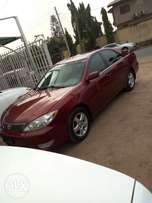 Toyota Camry SE 2006 Model Very Clean Perfectly Condition Lagos Clear