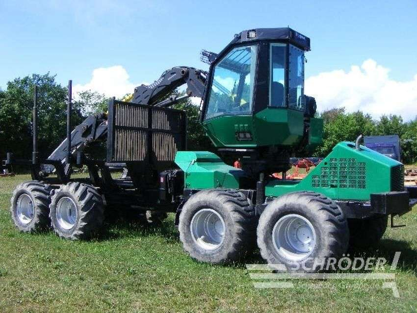 Valmet Forwarder 801 Combi Fz - 2004