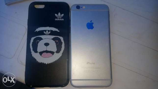 Iphone 6 For Sale !! + free Adidas cover Avenue Park - image 5