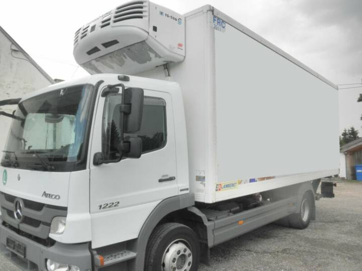 Mercedes-Benz Atego 1222 Frigo + Lift / Leasing - 2013