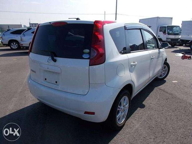 New Nissan Note KCP with alloy rims Nairobi West - image 4