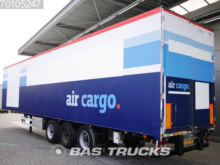 Van Eck PT-3LNl Liftachse Aircargo-Luftfracht-Rollenbett - 2007