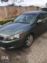 2010 Honda Accord Full Option