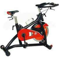 Spinning sports bicycle