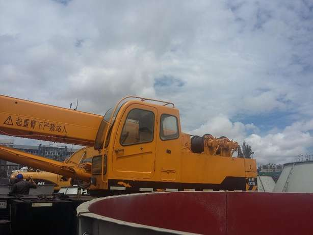 crane for hire (long term only -10days plus Nairobi South - image 3