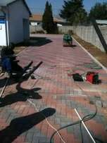 Johannesburg's Leading pavers /driveways & parking lots.