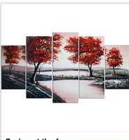Magnificent group wall hangings