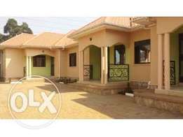 Kireka - Namugongo road 2bedremed houses for rent at 500k