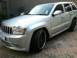 2007 Jeep Grand Cherokee SRT8 in good condition
