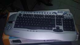 Comfortable PC keyboards