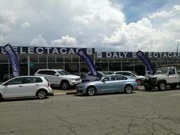 Greg at Daly Select A Car Klerksdorp