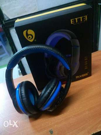 MX666 bluetooth headphone Nairobi CBD - image 1