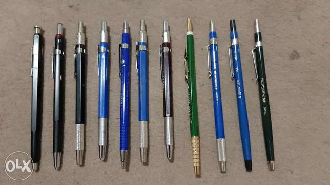 11 Mechanical Pencils 2.0MM Collection