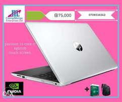 hp pavilion 15 core i7 FOR GAMING