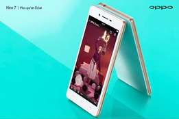 Oppo Neo 7 sealed 12499/- 1yr warranty free delivery