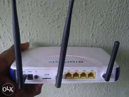 BiGpond router