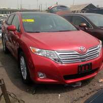 First Grade 2010 Toyota Venza, Direct Foreign Use