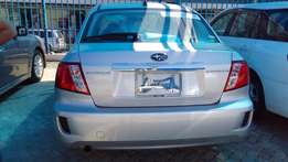 Fully loaded Subaru Impreza Anesis On Sale