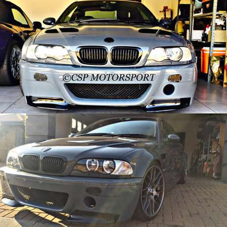 BMW E46 Coupe and sedan Accessories CSP Motorsport (Pty)Ltd Boksburg - image 4